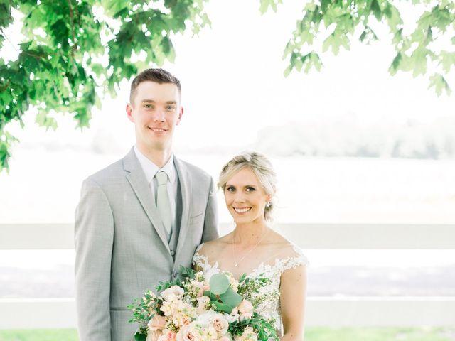 Kyle and Carolyn's Wedding in Berrien Springs, Michigan 132