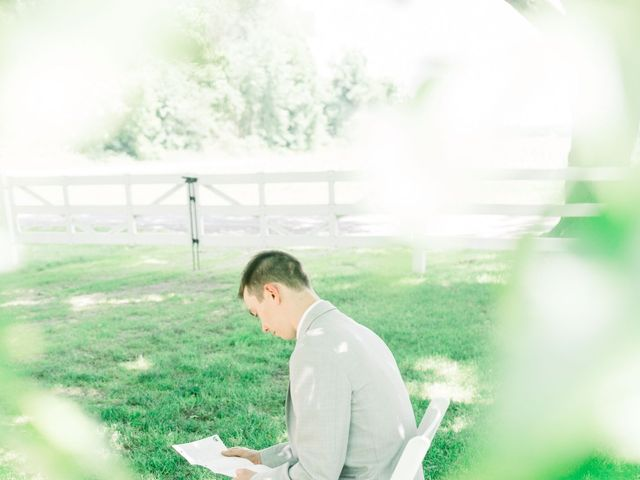 Kyle and Carolyn's Wedding in Berrien Springs, Michigan 136