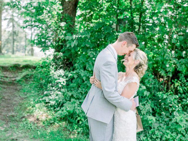 Kyle and Carolyn's Wedding in Berrien Springs, Michigan 137