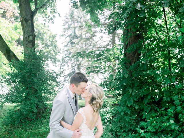 Kyle and Carolyn's Wedding in Berrien Springs, Michigan 138
