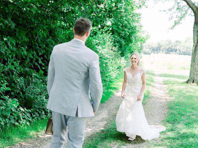 Kyle and Carolyn's Wedding in Berrien Springs, Michigan 139
