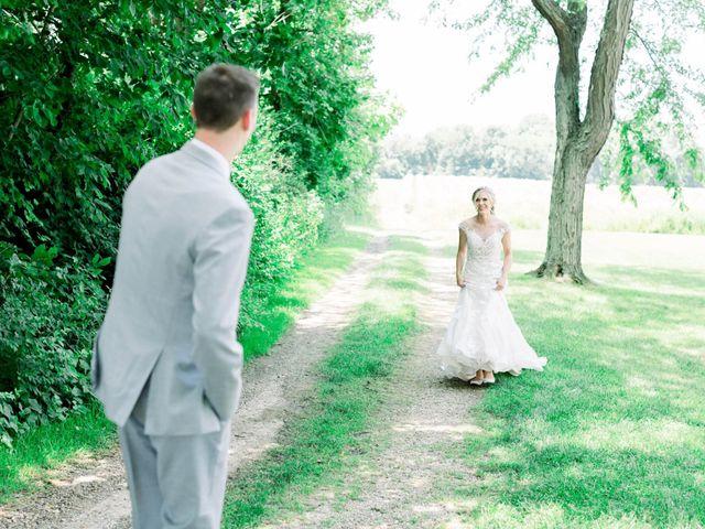 Kyle and Carolyn's Wedding in Berrien Springs, Michigan 141