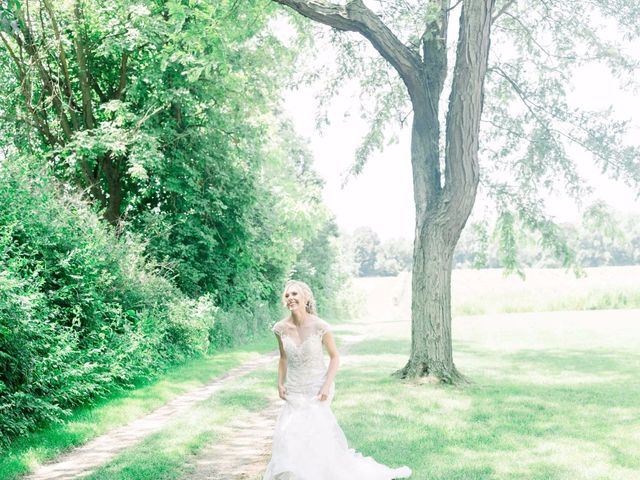 Kyle and Carolyn's Wedding in Berrien Springs, Michigan 142