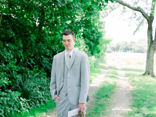 Kyle and Carolyn's Wedding in Berrien Springs, Michigan 143