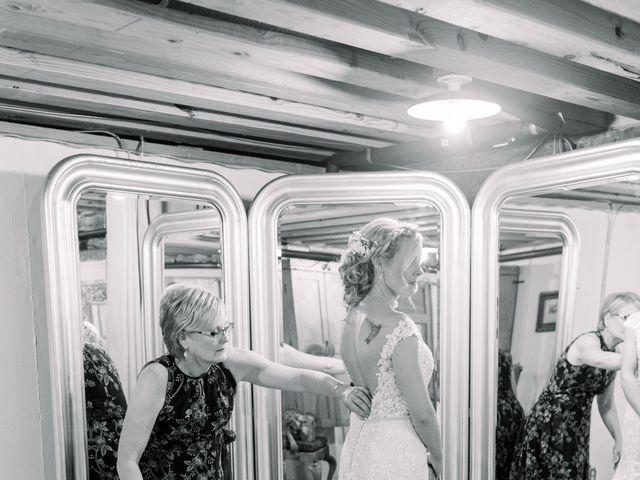 Kyle and Carolyn's Wedding in Berrien Springs, Michigan 144