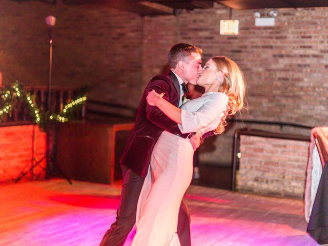 Matthew and Sarah's Wedding in Chicago, Illinois 14