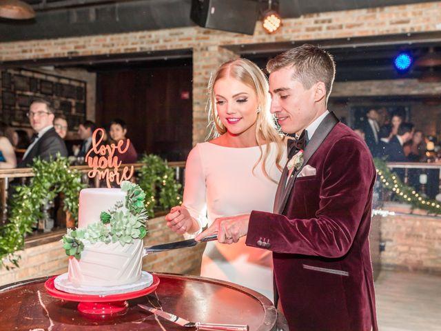 Matthew and Sarah's Wedding in Chicago, Illinois 16
