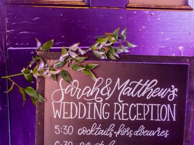 Matthew and Sarah's Wedding in Chicago, Illinois 17