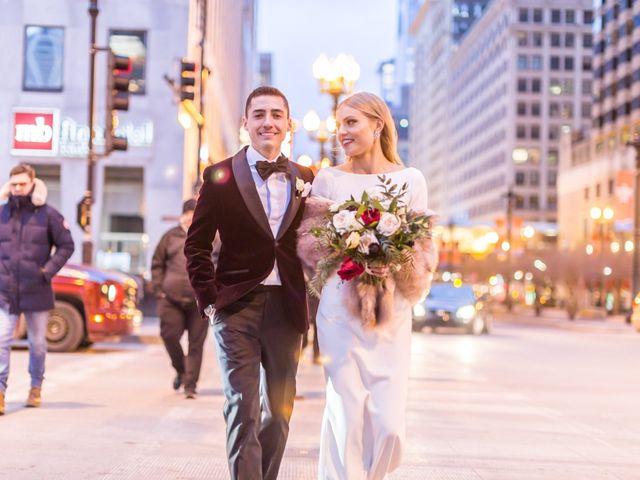 Matthew and Sarah's Wedding in Chicago, Illinois 23