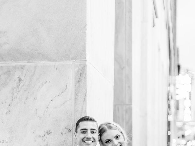 Matthew and Sarah's Wedding in Chicago, Illinois 24