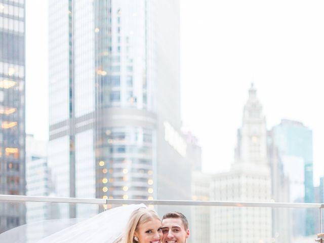 Matthew and Sarah's Wedding in Chicago, Illinois 25