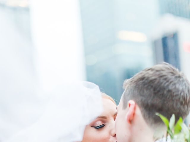 Matthew and Sarah's Wedding in Chicago, Illinois 26
