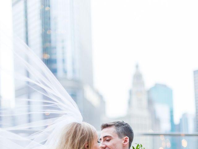 Matthew and Sarah's Wedding in Chicago, Illinois 27