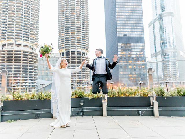 Matthew and Sarah's Wedding in Chicago, Illinois 1