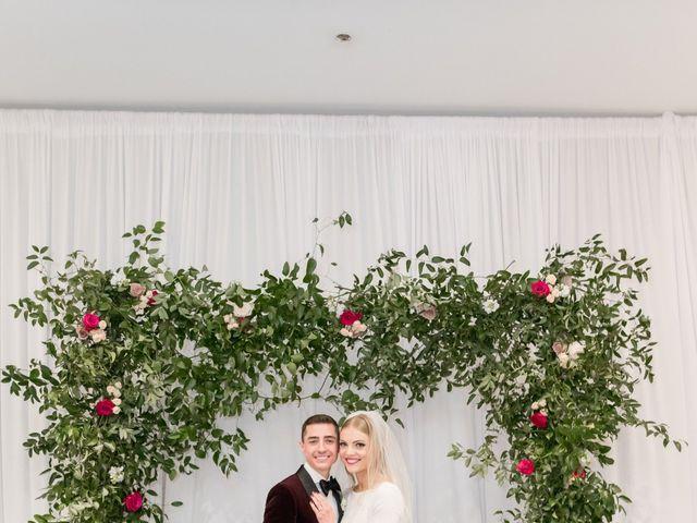 Matthew and Sarah's Wedding in Chicago, Illinois 28