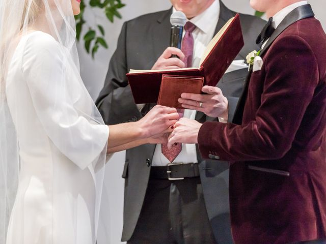 Matthew and Sarah's Wedding in Chicago, Illinois 32