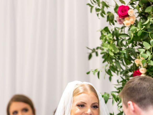 Matthew and Sarah's Wedding in Chicago, Illinois 33