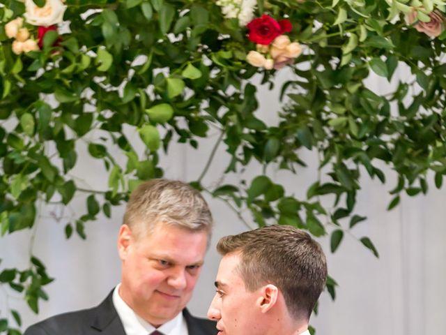 Matthew and Sarah's Wedding in Chicago, Illinois 34