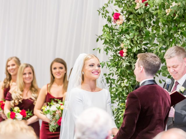 Matthew and Sarah's Wedding in Chicago, Illinois 38