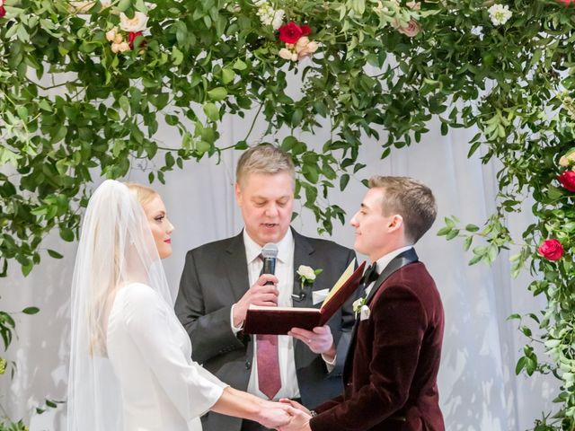 Matthew and Sarah's Wedding in Chicago, Illinois 39