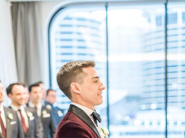 Matthew and Sarah's Wedding in Chicago, Illinois 44