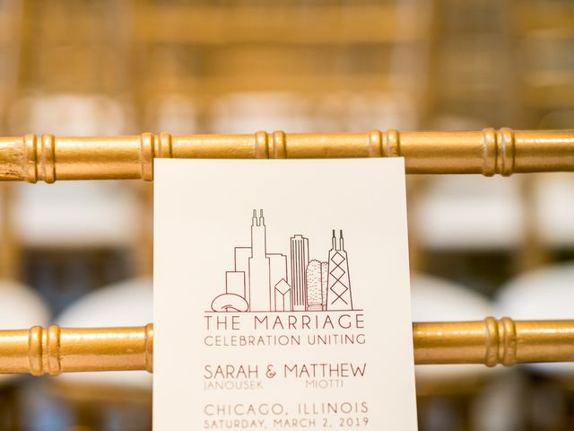 Matthew and Sarah's Wedding in Chicago, Illinois 48