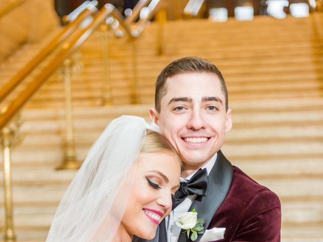 Matthew and Sarah's Wedding in Chicago, Illinois 51