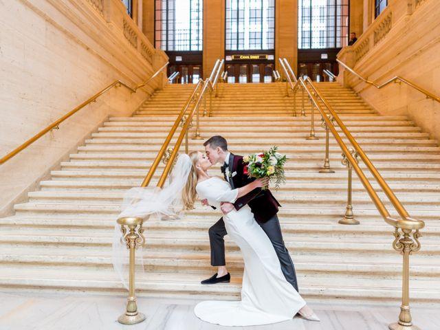 Matthew and Sarah's Wedding in Chicago, Illinois 52
