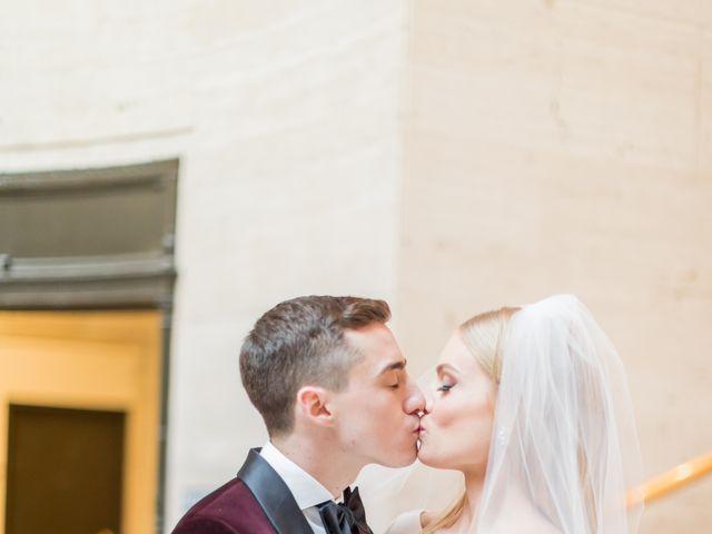 Matthew and Sarah's Wedding in Chicago, Illinois 53