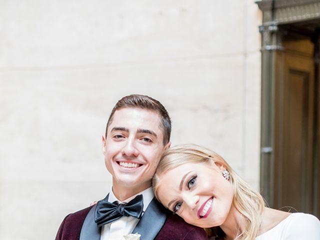 Matthew and Sarah's Wedding in Chicago, Illinois 55