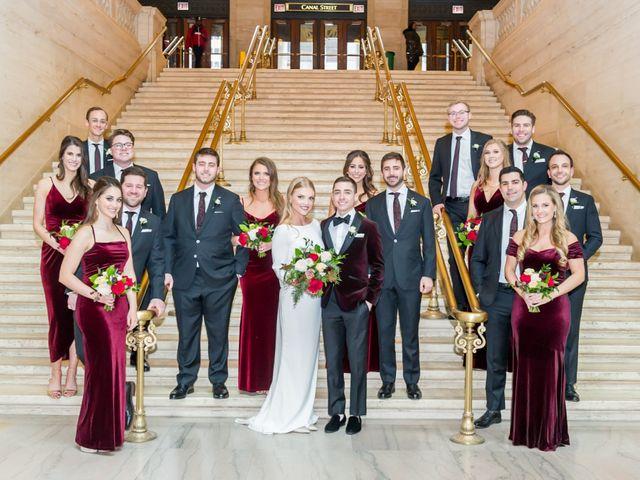 Matthew and Sarah's Wedding in Chicago, Illinois 58