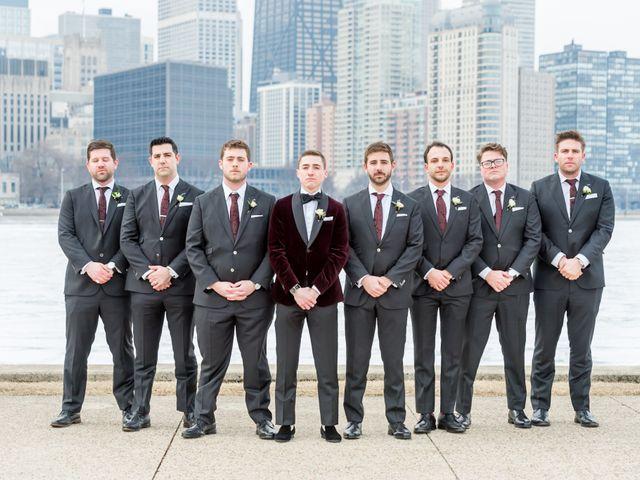 Matthew and Sarah's Wedding in Chicago, Illinois 62