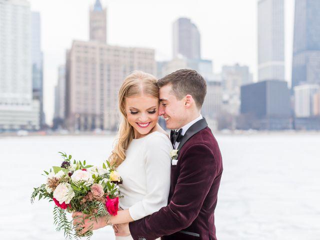 Matthew and Sarah's Wedding in Chicago, Illinois 65