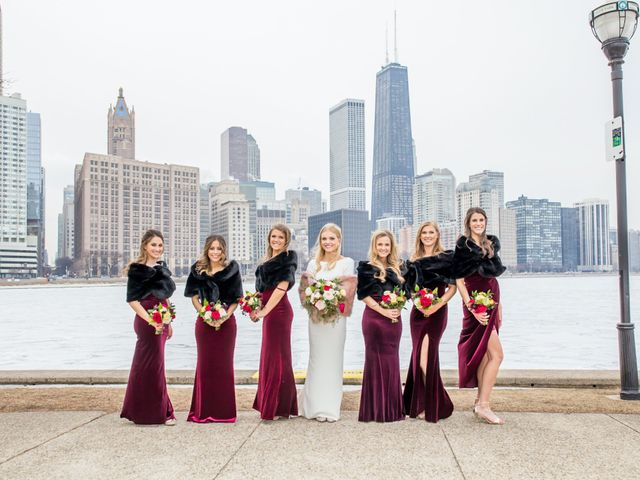 Matthew and Sarah's Wedding in Chicago, Illinois 68