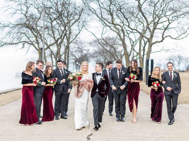 Matthew and Sarah's Wedding in Chicago, Illinois 69