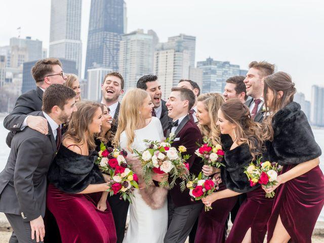 Matthew and Sarah's Wedding in Chicago, Illinois 70