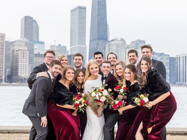 Matthew and Sarah's Wedding in Chicago, Illinois 71