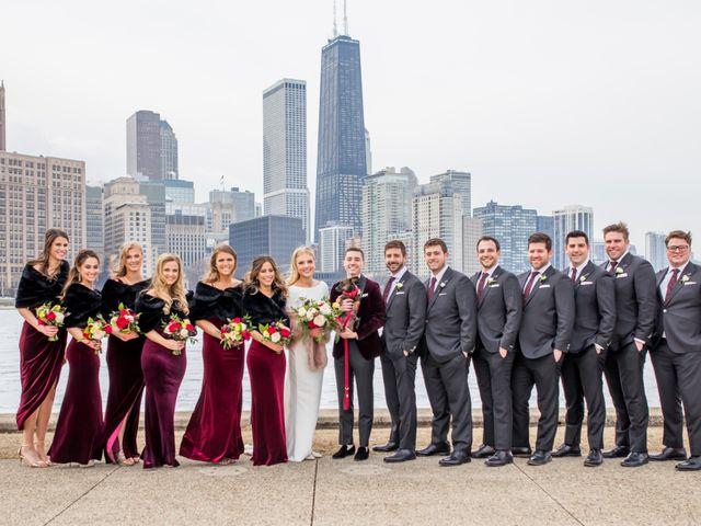 Matthew and Sarah's Wedding in Chicago, Illinois 72