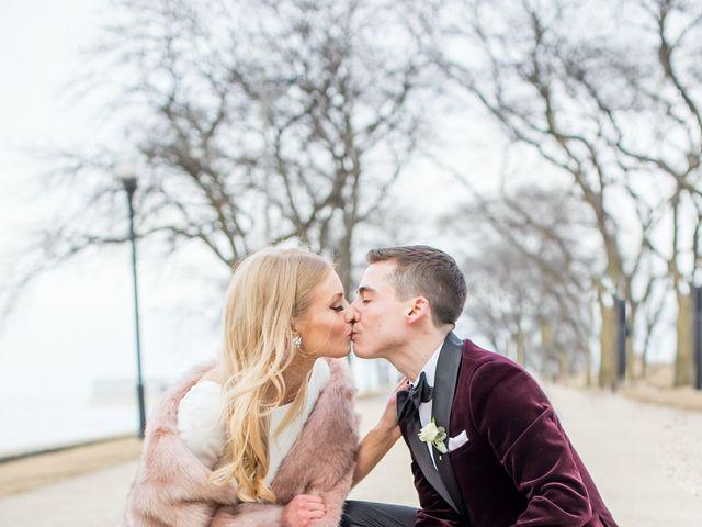Matthew and Sarah's Wedding in Chicago, Illinois 73