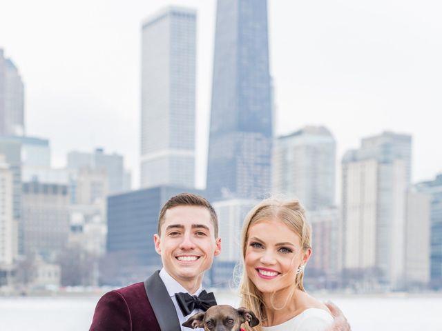 Matthew and Sarah's Wedding in Chicago, Illinois 75