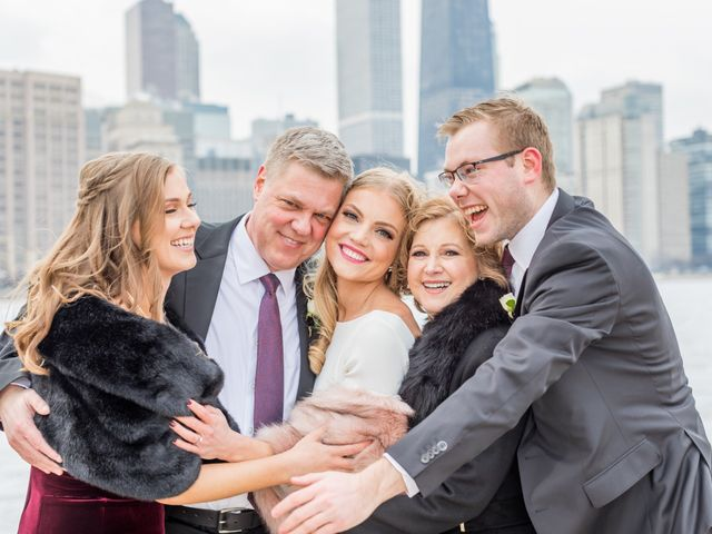 Matthew and Sarah's Wedding in Chicago, Illinois 76