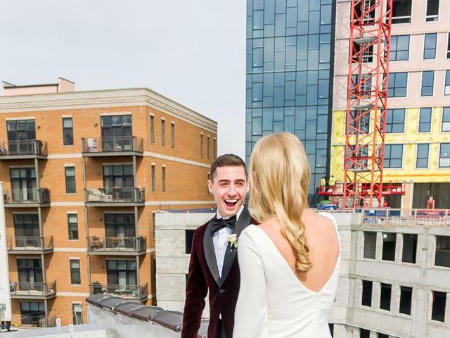 Matthew and Sarah's Wedding in Chicago, Illinois 82