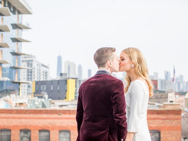 Matthew and Sarah's Wedding in Chicago, Illinois 83