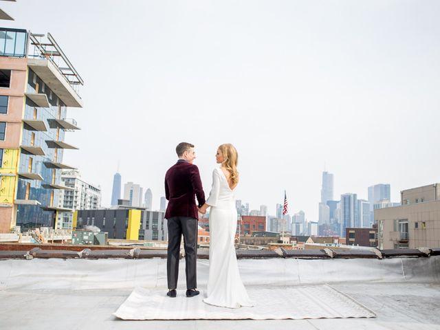 Matthew and Sarah's Wedding in Chicago, Illinois 85
