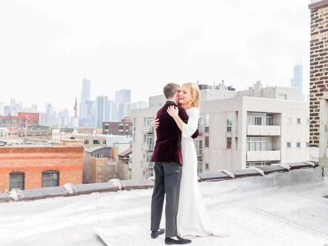 Matthew and Sarah's Wedding in Chicago, Illinois 86