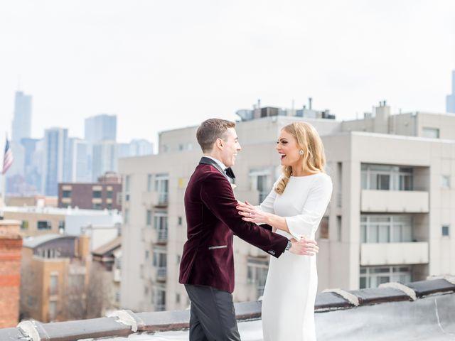Matthew and Sarah's Wedding in Chicago, Illinois 89