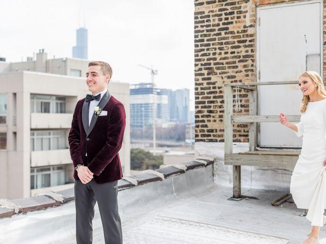 Matthew and Sarah's Wedding in Chicago, Illinois 90