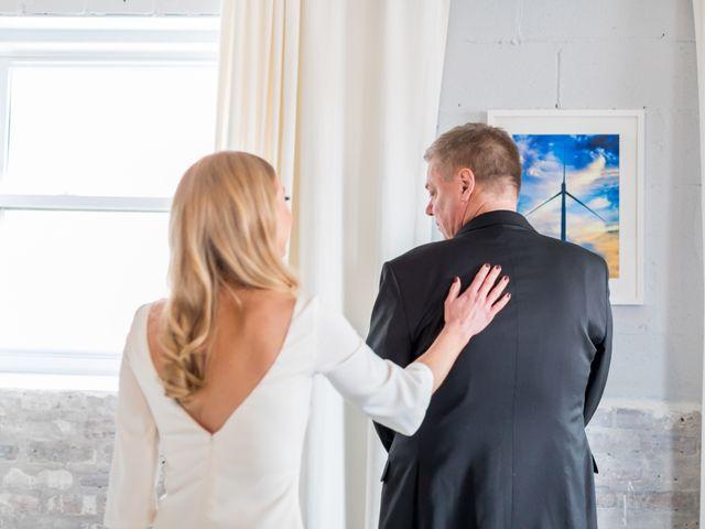 Matthew and Sarah's Wedding in Chicago, Illinois 95