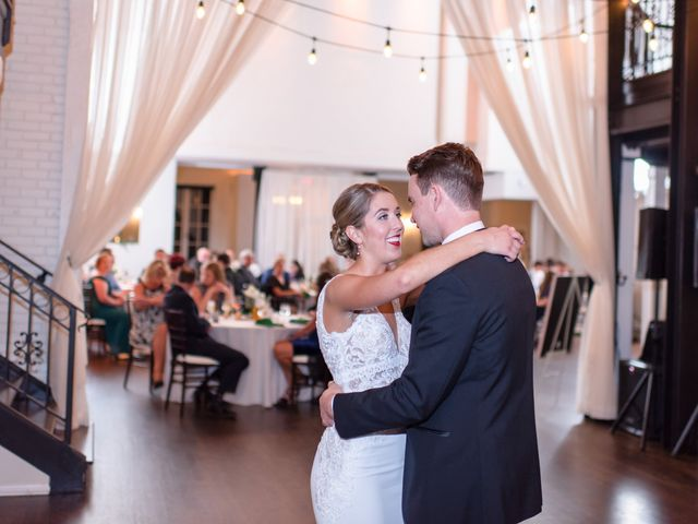 Eric and Marisa's Wedding in Hampton, Virginia 7