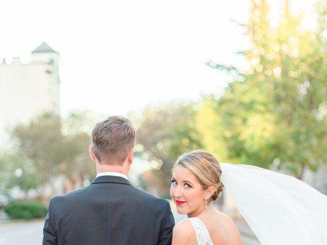 Eric and Marisa's Wedding in Hampton, Virginia 14